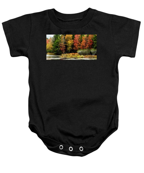 Handley Wildlife Managment Area Baby Onesie