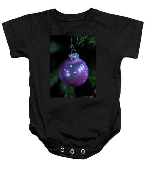 Handpainted Ornament 002 Baby Onesie