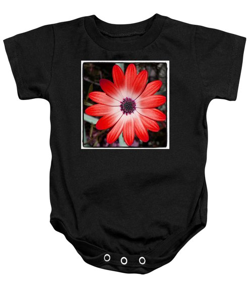 Baby Onesie featuring the photograph Happy Birthday Carl by Mr Photojimsf