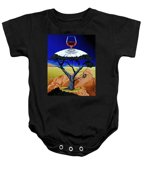 Happy Hour At The Midreal Cypress Baby Onesie
