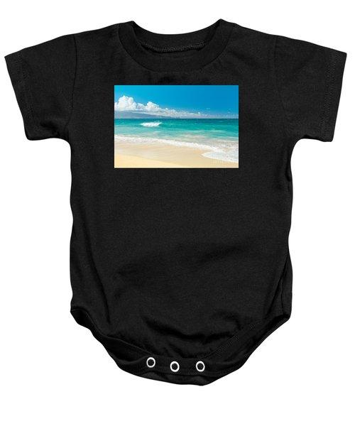 Hawaii Beach Treasures Baby Onesie