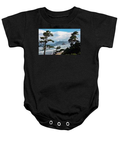 Haystack Views Baby Onesie