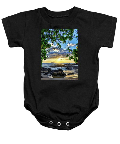 Heaven On Maui Baby Onesie