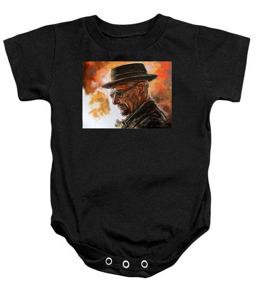 Heisenberg Baby Onesie