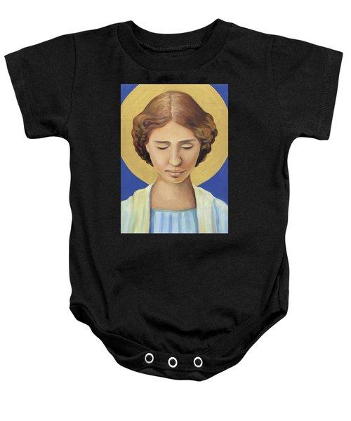 Helen Keller Baby Onesie