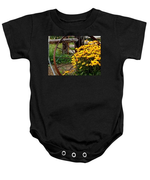 Hello And Welcome Baby Onesie