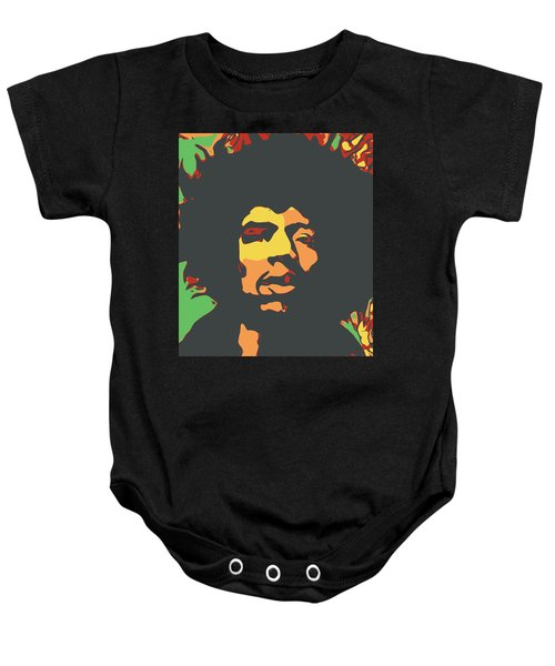 Hendrix Baby Onesie