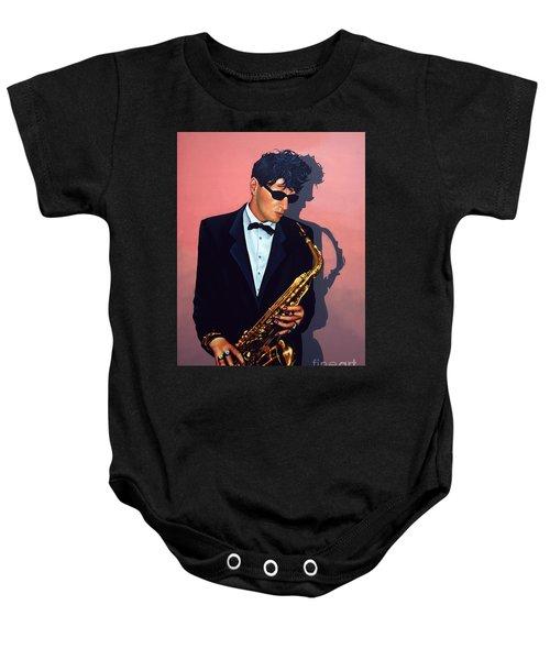 Herman Brood Baby Onesie