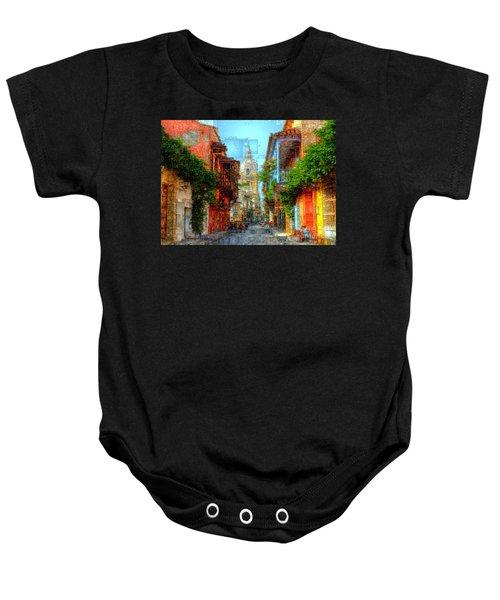 Heroic City, Cartagena De Indias Colombia Baby Onesie
