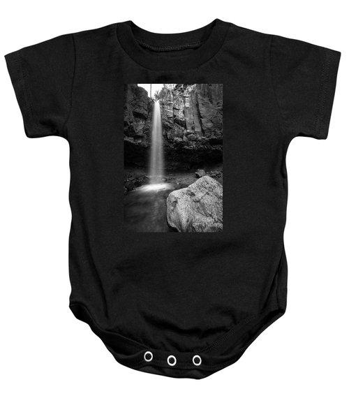 Hidden Waterfall Baby Onesie