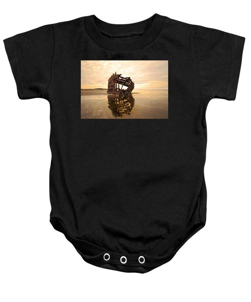 High And Dry, The Peter Iredale Baby Onesie