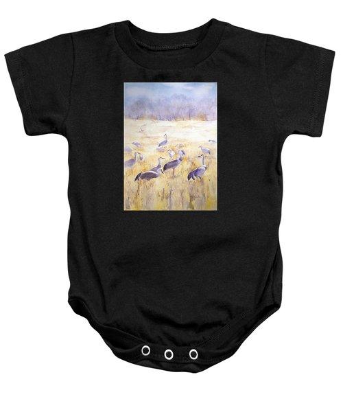 High Plains Drifters Baby Onesie