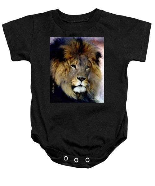 His Majesty The King Baby Onesie