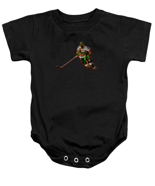 Hockey Player Baby Onesie