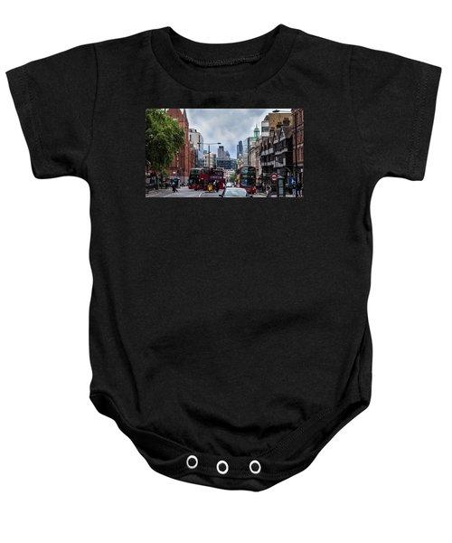 Holborn - London Baby Onesie