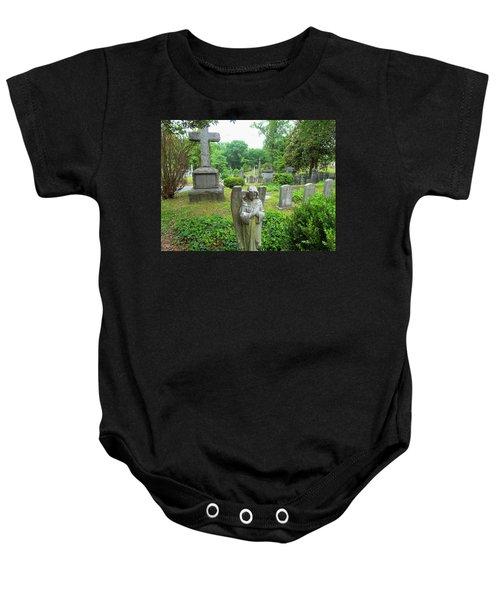 Hollywood Cemetery Baby Onesie