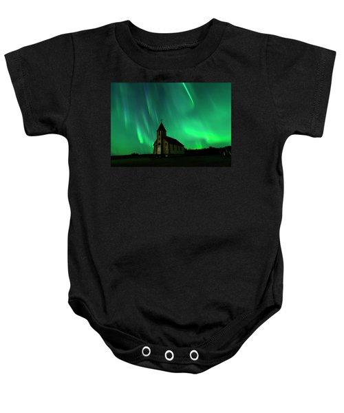 Holy Places Baby Onesie