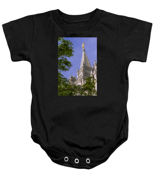 Holy Temple Baby Onesie