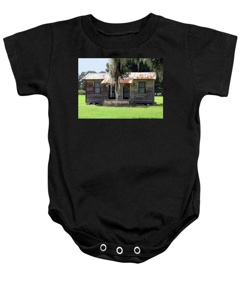 Home And Alone Baby Onesie