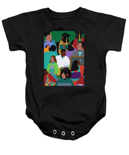 Honors Mindset Baby Onesie