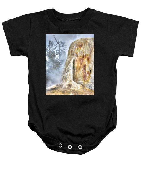 Hot Springs Baby Onesie