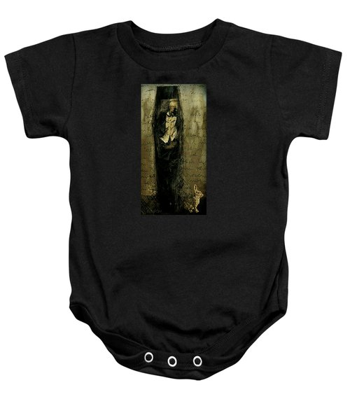 Hungry Man Baby Onesie
