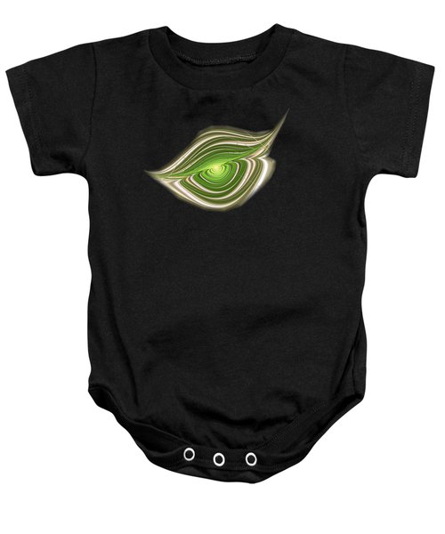 Hypnotic Eye Baby Onesie