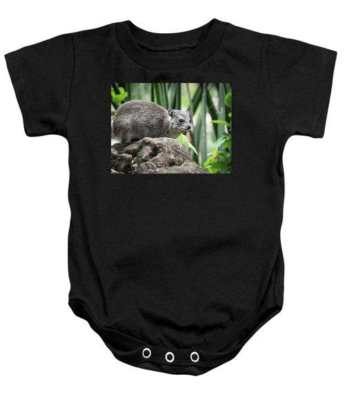 Hyrax Baby Onesie