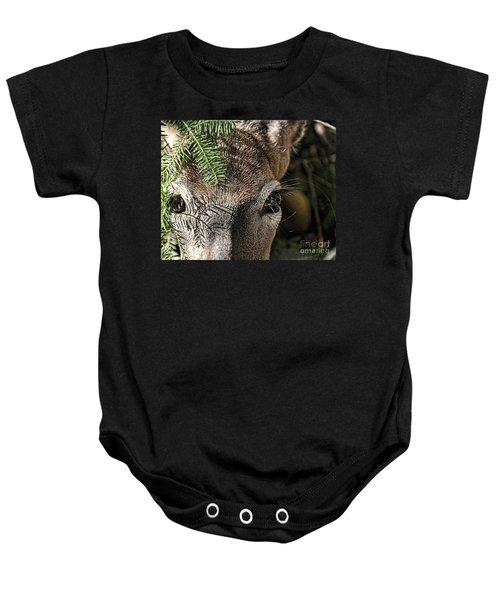 I See You Ginkelmier Inspired Deer Baby Onesie
