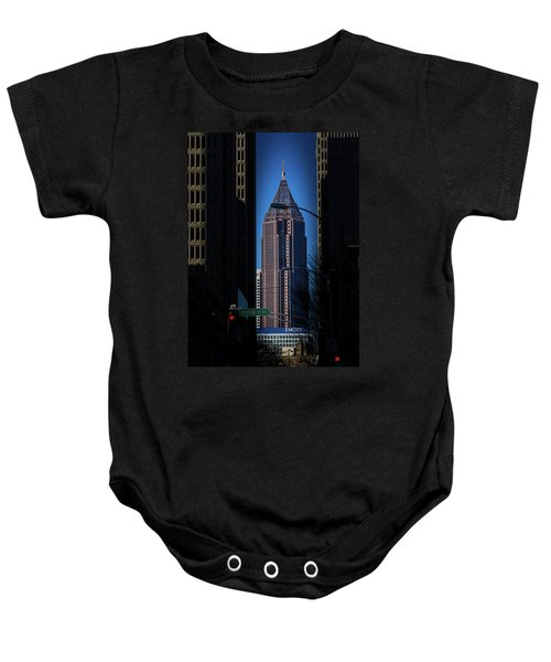 Ibm Tower Baby Onesie
