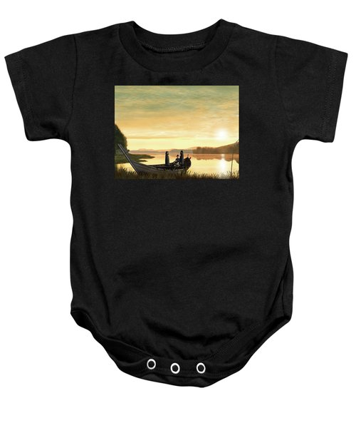 Idylls Of The King Baby Onesie