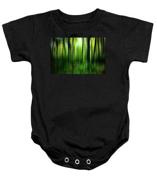If A Tree Baby Onesie