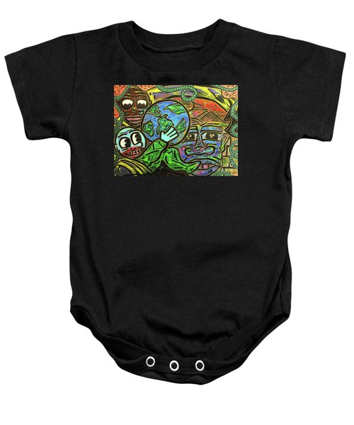 Ikembe's Dream Baby Onesie