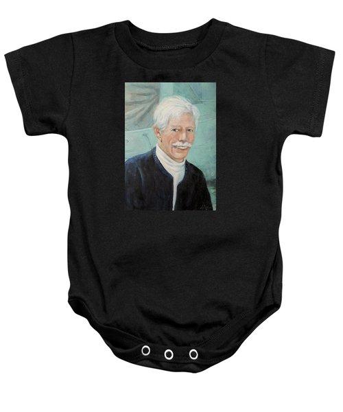 In Memory Of Uncle Bud Baby Onesie
