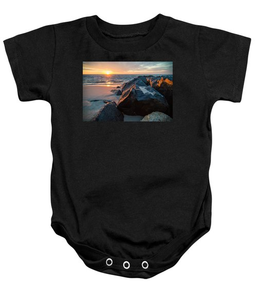 In The Jetty Baby Onesie