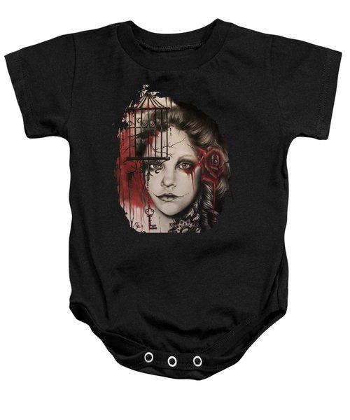 Inner Demons  Baby Onesie