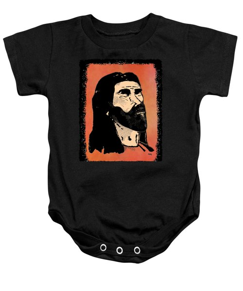 Inspirational - The Master Baby Onesie by Glenn McCarthy Art and Photography