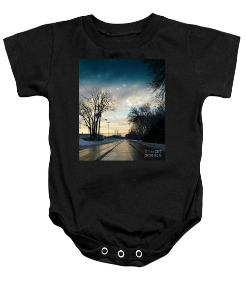 Into New Country Baby Onesie