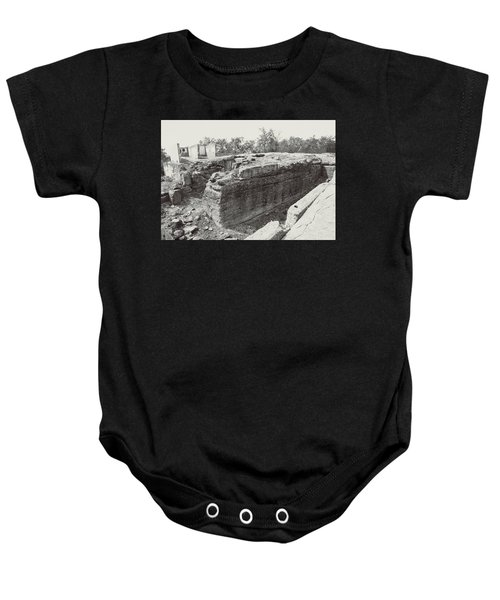 Into The Ruins 5 Baby Onesie