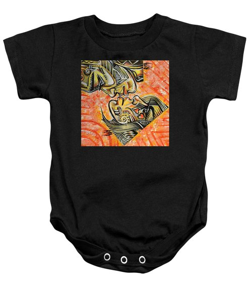 Intricate Intimacy Baby Onesie