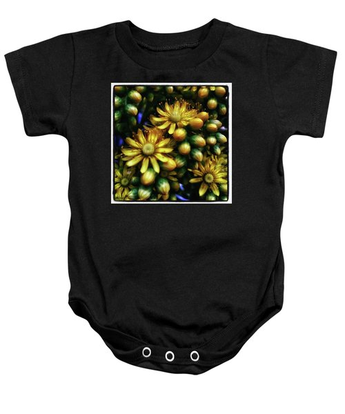 Baby Onesie featuring the photograph Irish Rose. Also Known As Pinwheel by Mr Photojimsf
