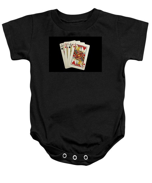 Jack Of All Trades Baby Onesie