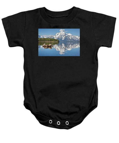 Jackson Lake, Gtnp Baby Onesie