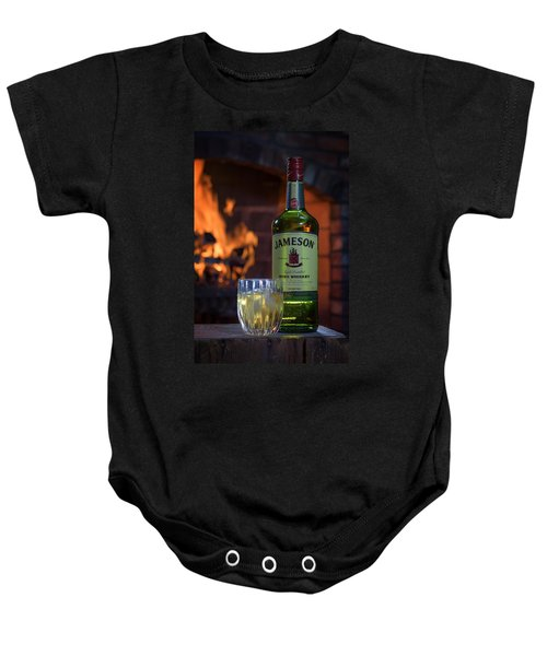 Jameson By The Fire Baby Onesie