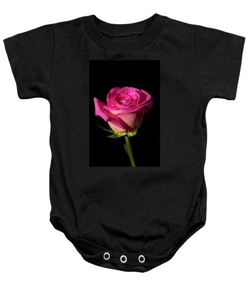 January Rose Baby Onesie