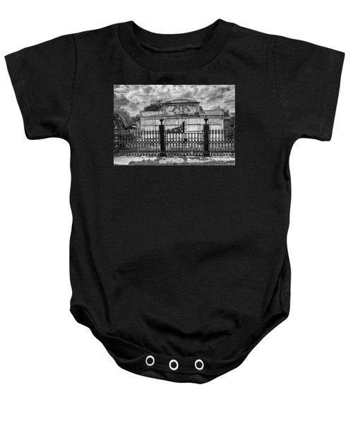 Jefferson Fire Company No 22 Baby Onesie