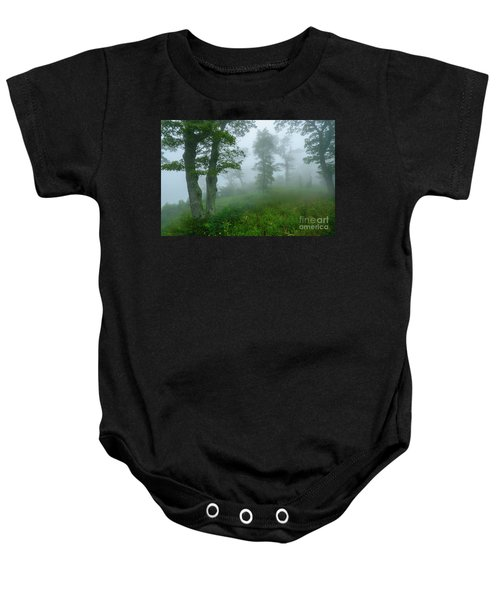 Jewell Hollow Overlook Baby Onesie