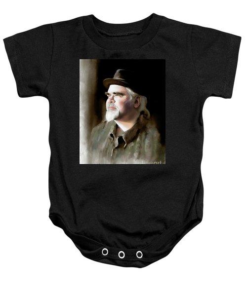 Mr. Hermanson Baby Onesie