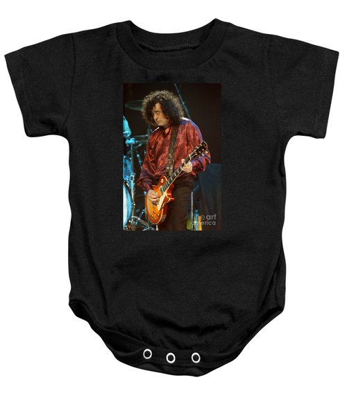 Jimmy Page-0020 Baby Onesie