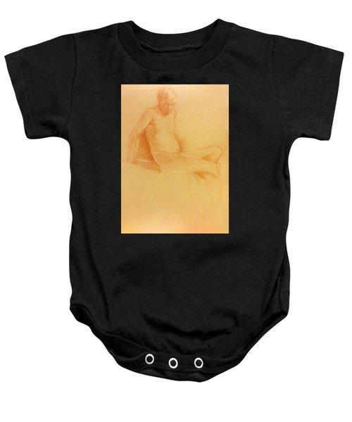 Joe #1 Baby Onesie